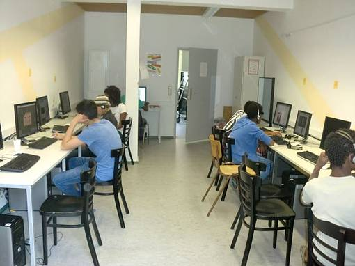 Internetcafé